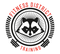 logo fitness district